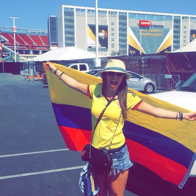 Asking Alejandra - Colombian Flag