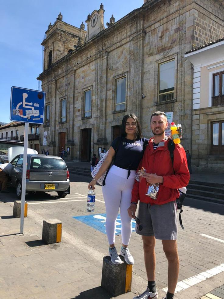 Xiomara y yo; 1-19-20